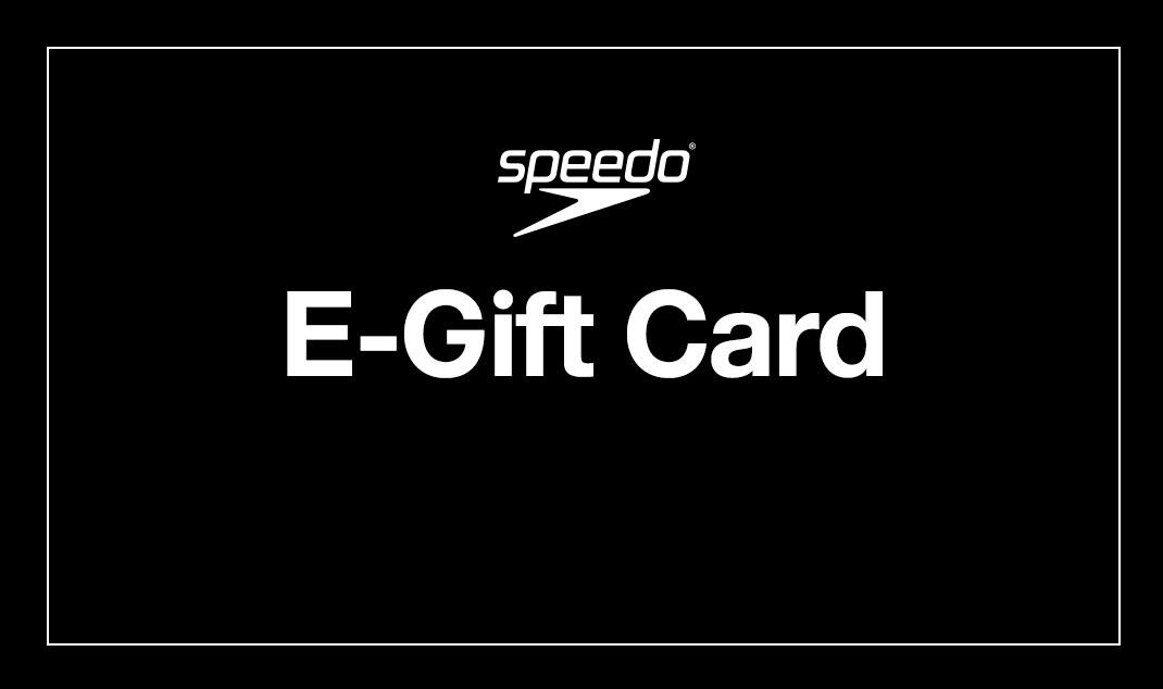 Speedo E-Gift Card